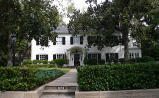 name the home, curb appeal