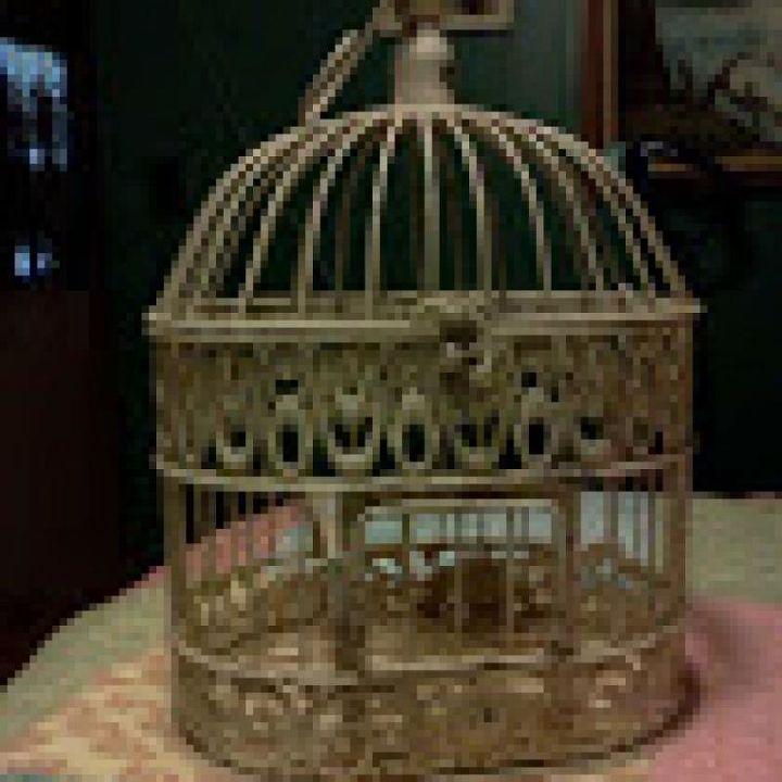 birdcages, home decor
