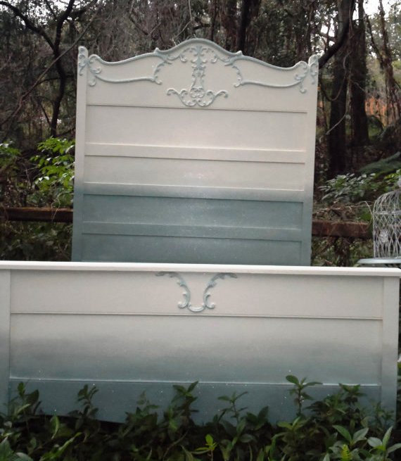 The ice princess bed!