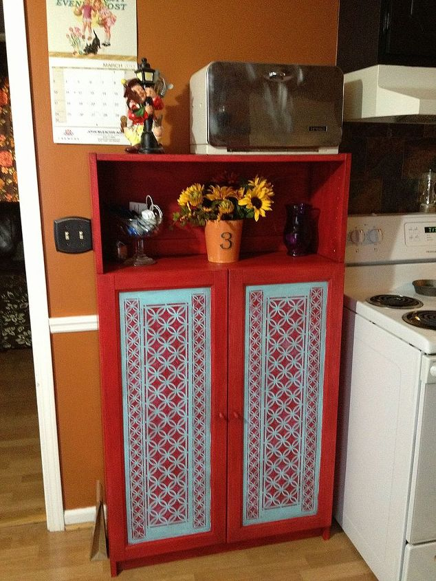 ikea cabinet makeover before and after hometalk