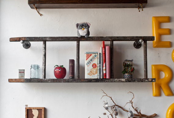 6 New Uses For An Old Ladder Home Decor Repurposing Upcycling Create Extra