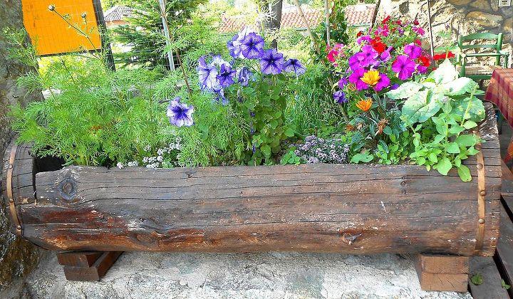 tree planter in Prespes