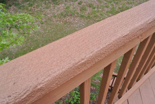 rustoleum deck restore color chart: Rustoleum deck restore d our deck hometalk