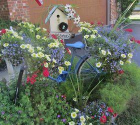 Vintage Summer Garden, Flowers, Gardening, Outdoor Living, Repurposing  Upcycling, This Is
