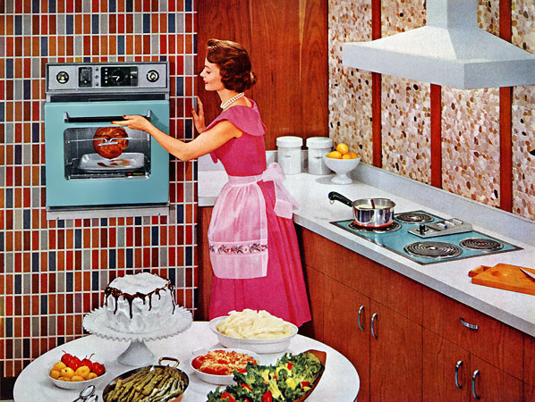 resolved i am going to have a new kitchen in 2013, Here s my kitchen inspiration a Hotpoint kitchen from 1959 my house was built in 1960 Stay tuned to see how close I come