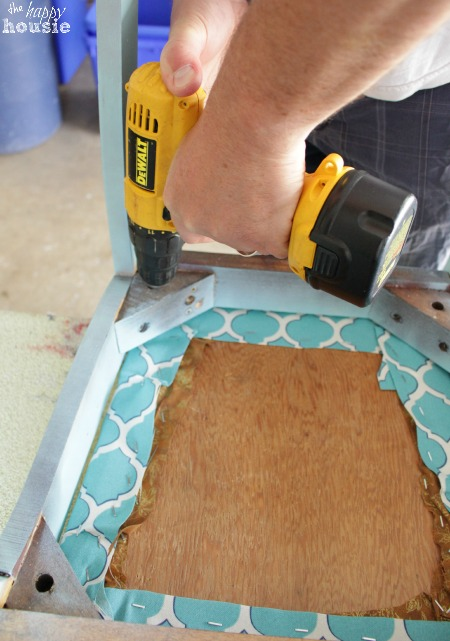 Turn Thrift Store Finds Into Outdoor Dining Seats Hometalk