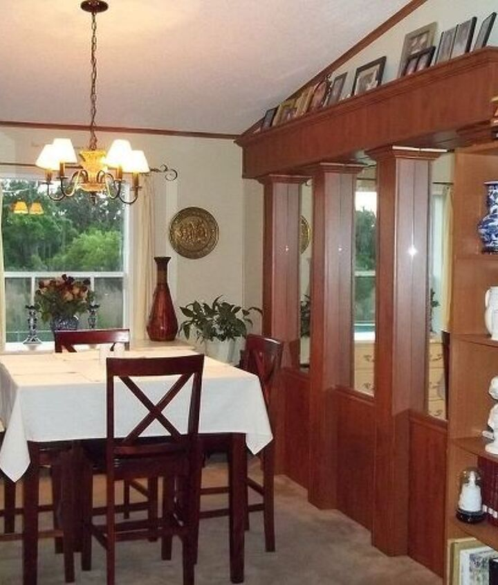 q what do you think of this 500 00 dining room is it traditional contemporary, home decor