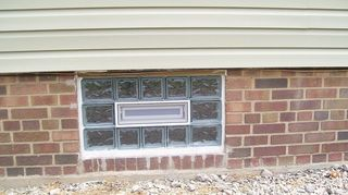 q custom glass block vs ready made glass block windows, home maintenance repairs, windows