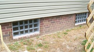 q custom glass block vs ready made glass block windows, home maintenance repairs, windows, new windows