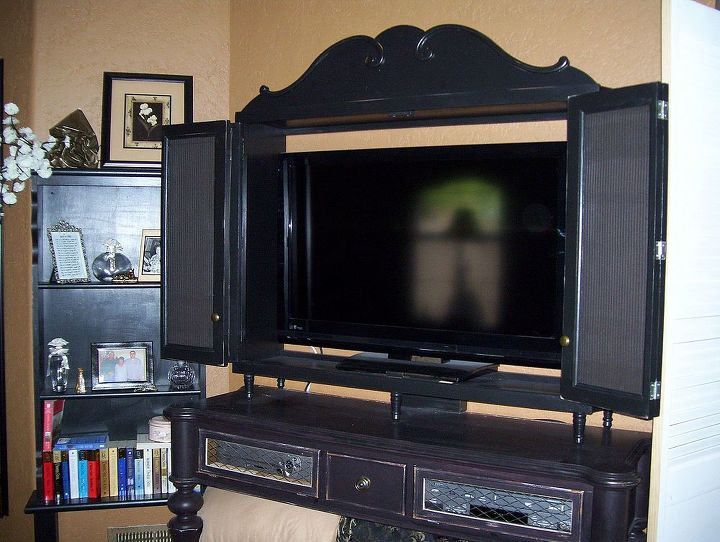 My new TV cabinet