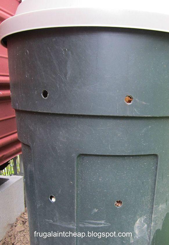 compost bin, composting, gardening, go green
