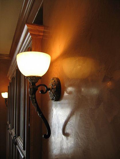 Italian Venetian Plaster - Dining Room