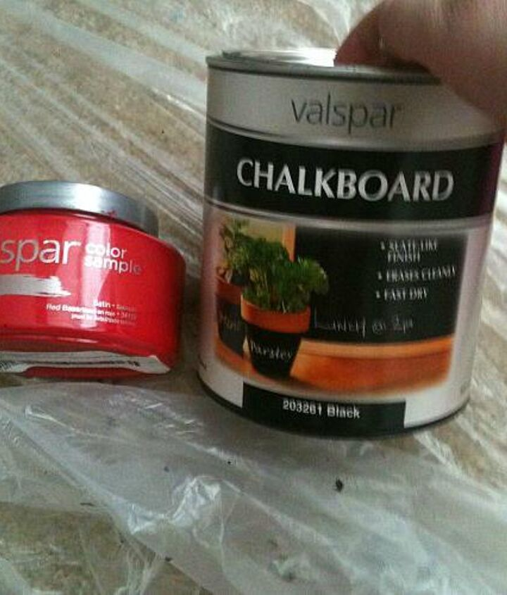 "these are the paints i bought for it. im not real pleased with the ""red"" color. it turned out way too pink!!! I need serious help!!"