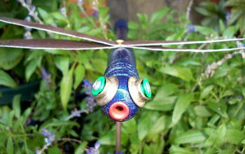 Making Dreamy Dragonflies for the Garden