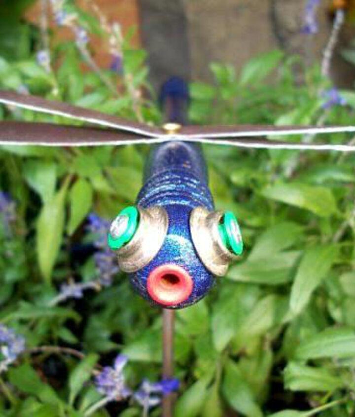 Myra Glandon's dragonfly