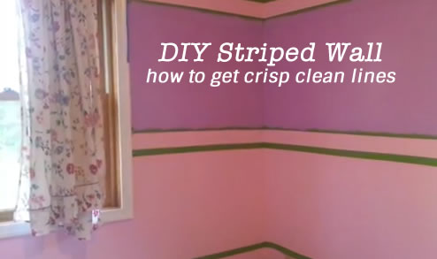 How To Paint Stripes On A Wall Hometalk,House Designs Pictures South Africa
