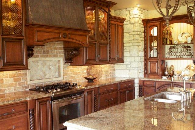 icoat kitchen amp bath remodeling ideas, bathroom ideas, concrete masonry, concrete countertops, countertops, home decor, kitchen cabinets, kitchen design, kitchen island, Warm cream tones