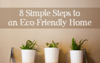 8 Simple Steps to an Eco-Friendly Home