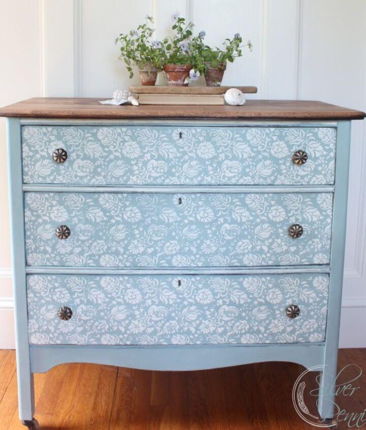 Fleur Chalk Paint Dresser Hometalk