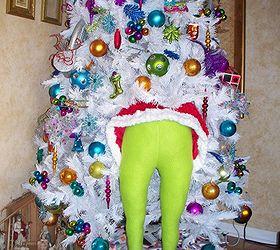 Diy Grinch Holiday Decor Hometalk