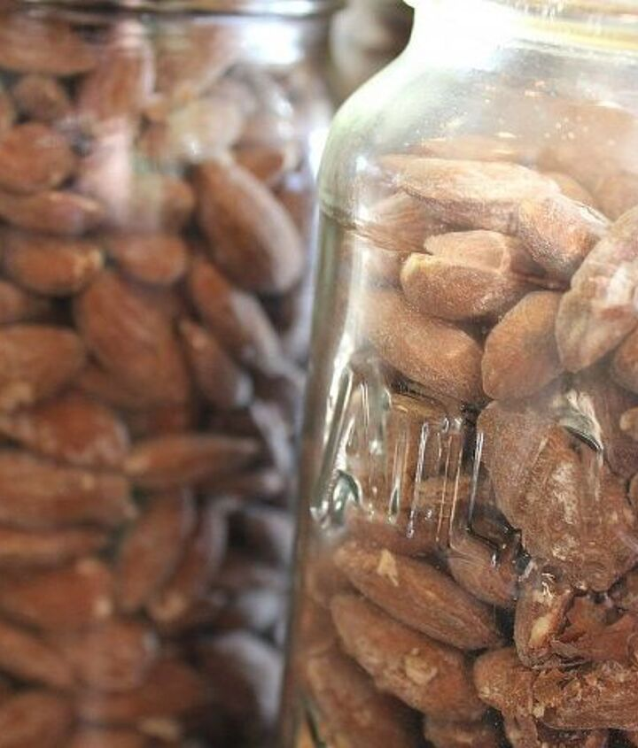 stretching your grocery budget, Buying nuts in bulk is cheaper but you don t want them to go back Separate them into air tight containers until you re ready to use them