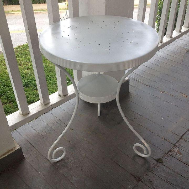 Patio Table Makeover Hometalk