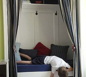 Closet Turned Reading Nook And Toy Storage, Bedroom Ideas, Closet,  Lighting, Shelving