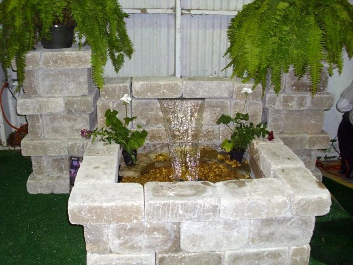 pond free water features are very popular, outdoor living, ponds water features