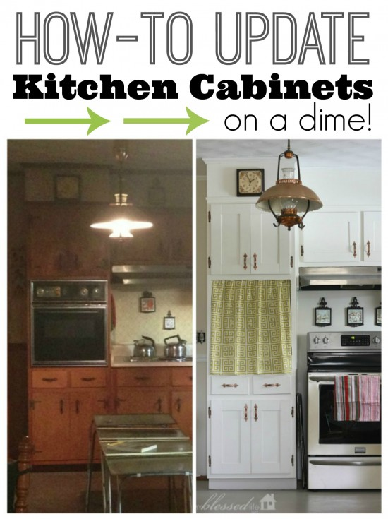 Update Kitchen Cabinet Doors On A Dime Hometalk
