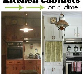 Update Kitchen Cabinet Doors On A Dime, Diy, How To, Kitchen Cabinets,