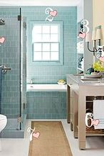 7 great design elements for your bathroom, bathroom ideas, home decor, This bathroom comes to us courtesy of Better Homes and Gardens