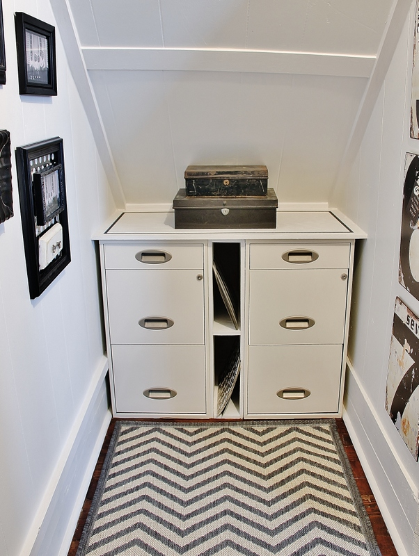 Create a Home Office Under the Stairs | Hometalk