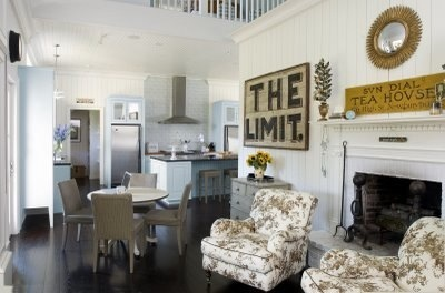 apartmentherapy.com shows a keeping room example http://blog.akatlanta.com/2012/11/kitchen-fireplaces-keeping-rooms.html