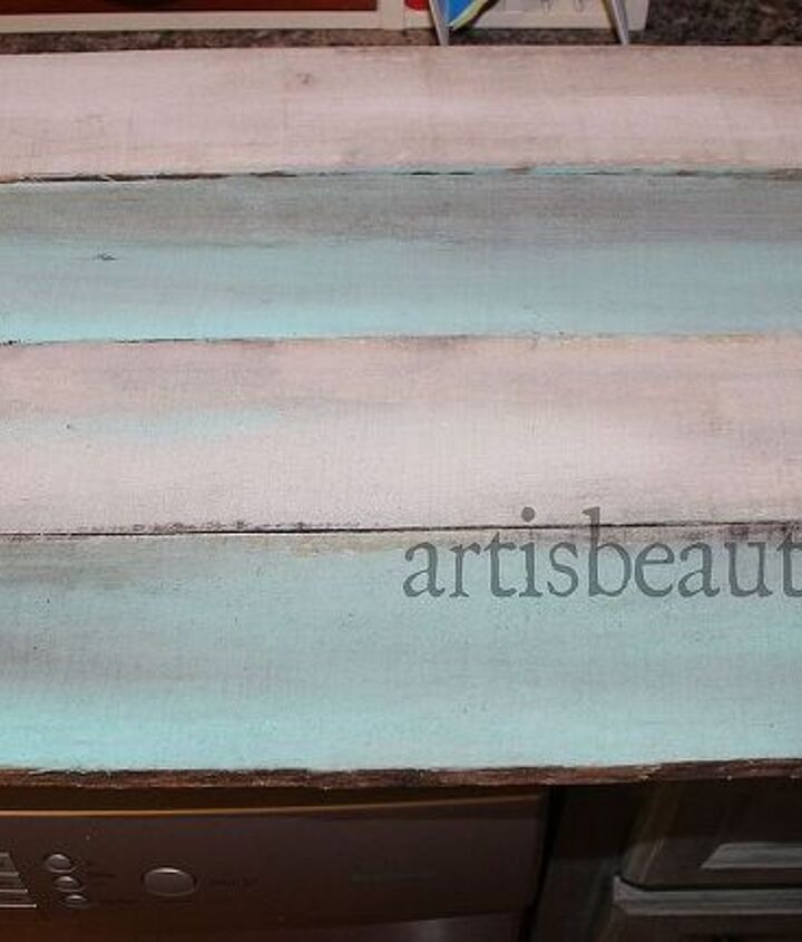 beachy pallet artwork beach pallet, crafts, pallet, repurposing upcycling