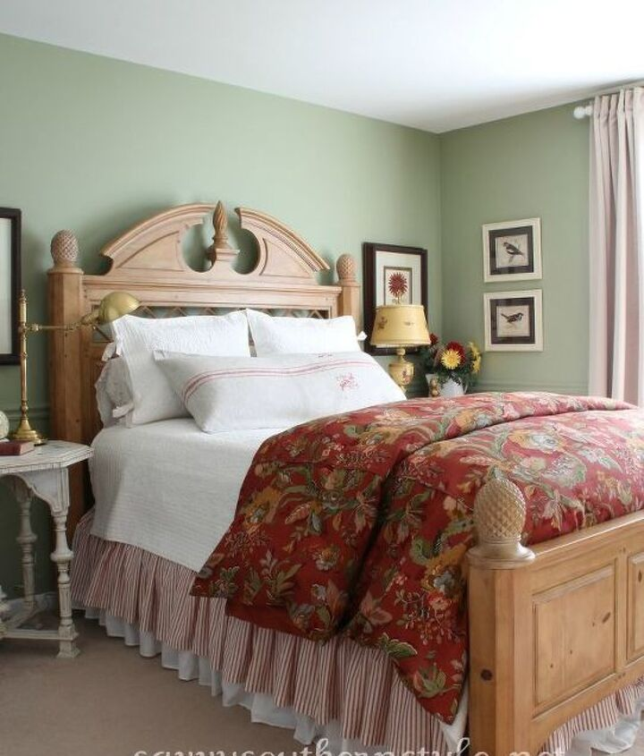 cozying up the guest room, bedroom ideas, home decor