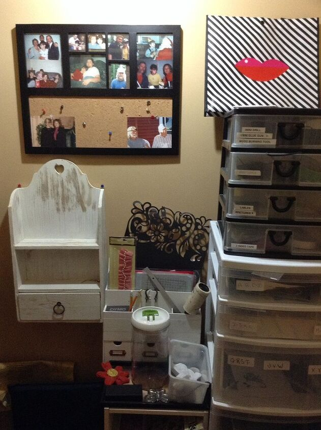 makeover room, closet, craft rooms, storage ideas, View from the hall