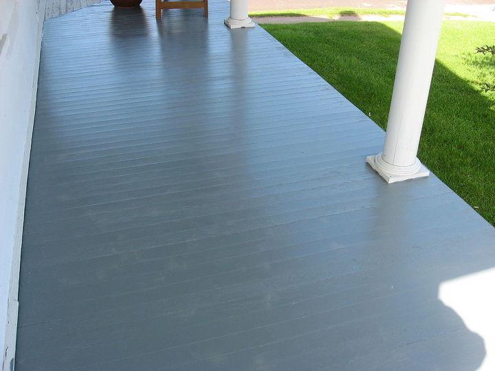 porch floor paint peeling, curb appeal, painting, porches