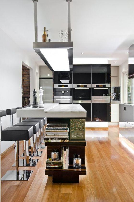 modern kitchen designed by darren james, home decor, kitchen design
