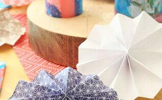 patriotic pinwheels tutorial, patriotic decor ideas, seasonal holiday decor, window treatments, windows