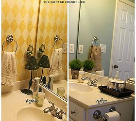 Teen Boys Bathroom Makeover Hometalk