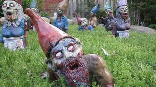q garden gnomes love them or hate them, gardening, outdoor living
