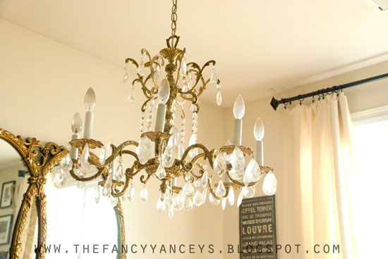 Diy Restoration Hardware Knock Off Orb Chandelier