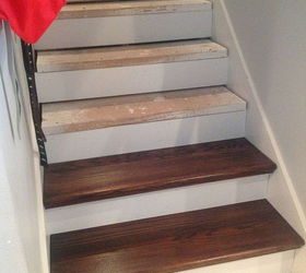 Captivating From Carpet To Wood Stairs Redo Cheater Version, Diy, How To, Stairs
