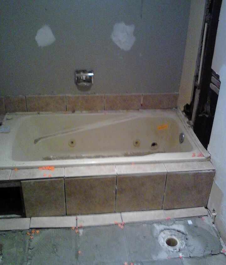 "What I came and saw.. customer said ""can you replace my tub and tile it for me"" sure I said.. ""how much is that going to cost"" he said. 1200 ""oh thats too much"". I need the pictures to market myself.. what can you afford I asked. ""800"" he said"
