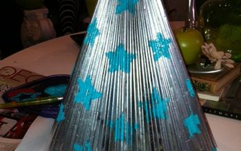 Old Magazines turned into Christmas Trees using simple Origami