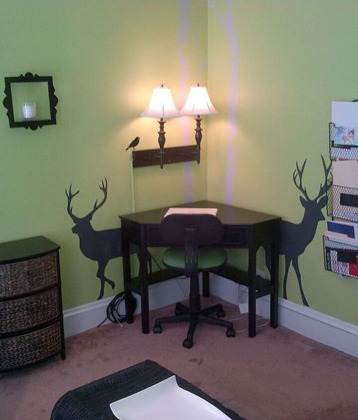 new home office, craft rooms, home decor, home office