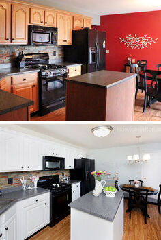 how to paint kitchen cabinets, kitchen cabinets, kitchen design, painting