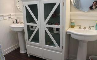 80 s master bath remodel, bathroom ideas, home decor, home improvement