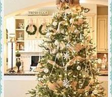 2013 christmas tree, christmas decorations, seasonal holiday decor, Christmas Tree reveal