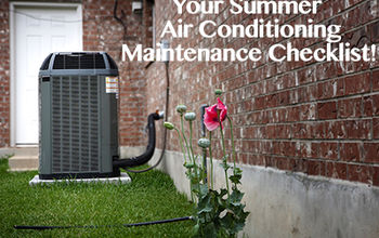 AC Maintenance Checklist for Summer
